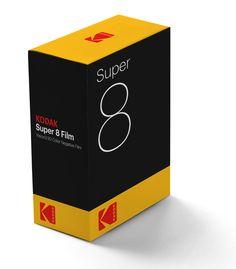 New Logo and Identity for Kodak by Work-Order #grafica #logo