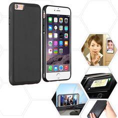 MYBAT Magic Adhesive Hybrid Protector iPhone 6/6S Plus Case