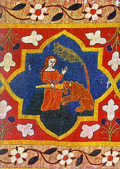 Augustinermuseum Freiburg Maltererteppich - The Virgin and the Unicorn