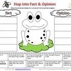 FREEBIE  Fact and Opinion (Frog Style) :)Practice this skill with a fun sorting activity. Your students will have fun learning about different types of frogs while sorting between facts and opinions about them.