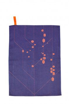 #Tea #towel blue pink #Studio Roof #BijzonderMOOI* #Dutchdesign online