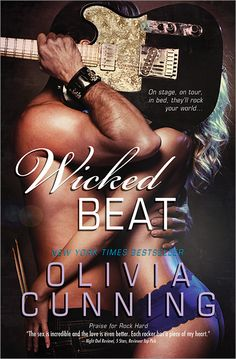 Olivia Cunning ... Sinners on Tour Series  Book #5 Eric's Story fall 2013 ...*sigh*