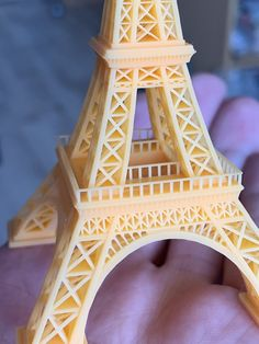 Eiffel Tower printed by Marty #prusasl1