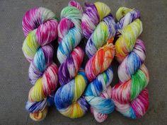 Colour Splatter by Karen Tengum on Etsy
