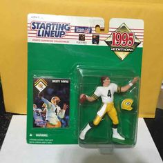 This is Mercari. List your item in minutes. Packers Football, Green Bay Packers, Cool Items, Lineup, Vintage Toys, Cool Stuff, Stuff To Buy, Action Figures, Nfl