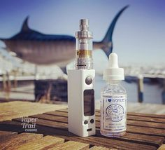 That's how you get ready for a day of fishing...with Donuts! #ilovedonuts @vapemadhatter #evicvtcmini #triton2 #vapefam #vape #vaportrailchannel #handcheck #vapemail #vapeporn #vapehooligans #ilovecookies #casaa #notblowingsmoke #obxvape #obx #obxlife #fishing #bluemarlin #vapelife #hndchk #sugarlips