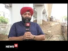 CJ Manjeet Singh Chug, who like the thousands of residents of Delhi's South Extension is fighting the issue of water-logging. The 6km stretch of Kaushak drains is clogged thanks to the dumping of construction debris. Complains, appeals and even court orders have yielded to nothing. Watch his CJ+ report: