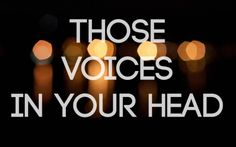 Those Voices in Your Head || Jason Leonard