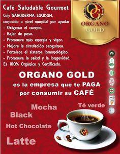 Exquisito café Gourmet , a cualquier hora es saludable beber un café orgánico. www.vumcoffee.organogold.com