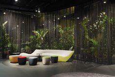 WALTER KNOLL – Orgatec 2014, Köln. Ein Projekt von Ippolito Fleitz Group – Identity Architects.