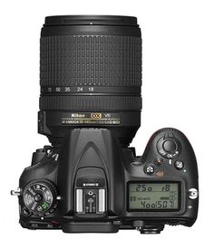Camera Test: Nikon D7200