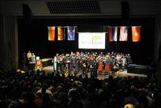 North Carolina Wesleyan College Spring 2014 Commencement