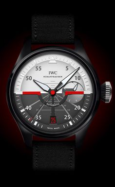 What is with you IWC? Can a watch company have bipolar disorder? You make the elegant Portuguese Chrono (or Sidérale Scafusia)..... fabulous! You make the Mark XVII..... quite respectable. Then you of