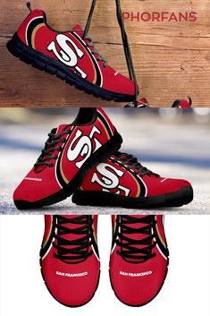 634fba3bc5389b San Francisco Shoes 49er Shoes