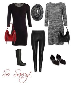 """""""So Savvy!"""" by kandi-cavelle on Polyvore featuring Tory Burch and Nly Shoes"""
