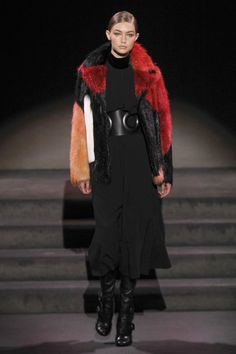 Tom Ford debuts his first-ever see now, buy now fashion show for Fall 2016. See all the best runway looks from New York Fashion Week here: