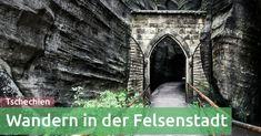 Wir wanderten an einem Tag quer durch die Felsenstadt Adelsbach-Weckesldorf (Teplice) in Tschechien. Unsere Route und Erlebnisse habe ich hier beschrieben.