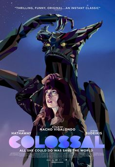 Directed by Nacho Vigalondo. With Dan Stevens, Anne Hathaway, Jason Sudeikis, Tim Blake Nelson. A woman discovers that severe catastrophic events are somehow connected to the mental breakdown from which she& suffering. Films Hd, Hd Movies, Movies To Watch, Movies Online, Movies And Tv Shows, Movie Film, 2017 Movies, Free Films, Movies Free