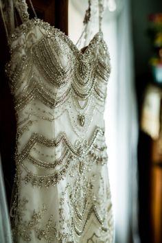 Sparkle Wedding, Church Wedding, Wedding Details, Beading, Couture, Wedding Dresses, Bride Dresses, Beads, Bridal Gowns
