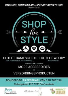 Ladies shopping night te Oostrozebeke!! -- Oostrozebeke -- 25/02