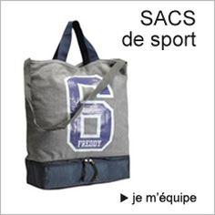 Dance & sport bags on www.sobanova.com. The essential dancewear.