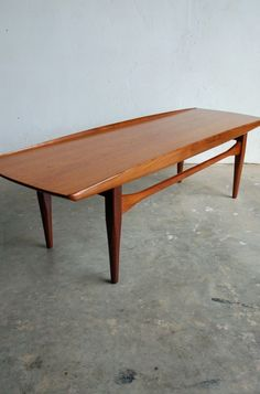 Danish teak coffee table by Grete Jalk | OSI MODERN
