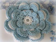 Lacy Crochet: Crochet Flowers