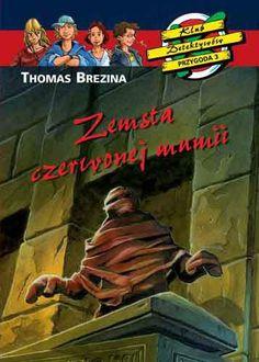 Zemsta Czerwonej Mumii: Thomas Brezina
