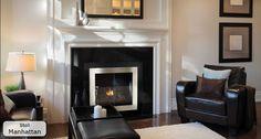 Fireplace Glass Doors - Seattle & Portland | Fireside