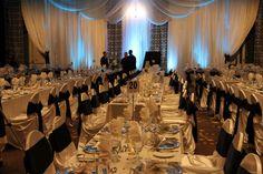 Black and White Gala at the San Jose Fairmont