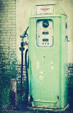 Mint Gas Pump