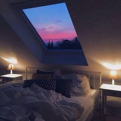 The perfect bedroom.