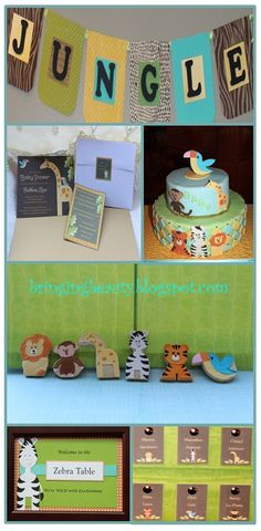 images about jungle baby shower on pinterest jungle baby showers