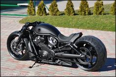 Equitare Vivere // '12 Harley-Davidson Night Rod Special | Fredy.ee