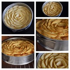 Le Gâteau aux Pommes et Mascarpone - Appetizer Recipes Cream Cheese Desserts, Cheese Appetizers, Cream Cheese Recipes, Cream Cheeses, Healthy Apple Desserts, Easy No Bake Desserts, Healthy Recipes, Mascarpone Cake, Cake Recipes