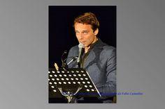 """Alessandro Preziosi in """"Prometeo"""". Festival di Teatro Antico, Veleia 2013 - Foto Fabio Lunardini"""