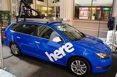 Nokia vende o HERE Maps à BMW, Mercedes e Audi