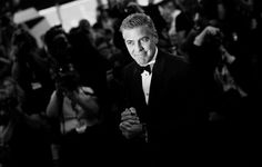 """George Clooney - Vittorio Zunino Celotto/Getty Images - """"You never really learn much from hearing yourself talk."""""""