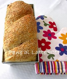 Pane al latte Latte, Bread, Blog, Rome, Brot, Blogging, Baking, Breads, Buns