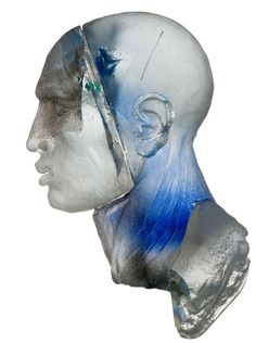 Swedish glass artist Claes Uvesten, Jatte Bra!