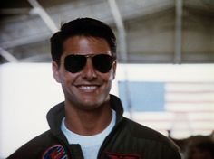 The Best Clothes From the Most Stylish Movies   GQ. MAVERICK'S AVIATORS FROM TOP GUN.