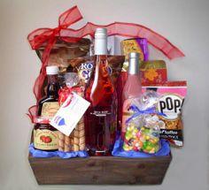 Fabulous Gift Baskets!!! Seal the Deal Gift Basket http://www.pinkshark.ca/ 250.808.8500 info@pinkshark.ca