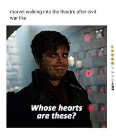 Marvel walking into the theatre after civil war #lol #laughtard #lmao #funnypics #funnypictures #humor  #marvel
