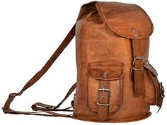 "Gusti Genuine Leather Backpack ""Penguin"" Rucksack Vintage Sling Bag City Campus Shoulder Bag Leisure Bag Unisex M30 Gusti Leder nature http://www.amazon.co.uk/dp/B008ECYEDA/ref=cm_sw_r_pi_dp_-EKlvb0RJF9B1"