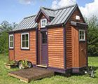JADE Craftsman Tiny House
