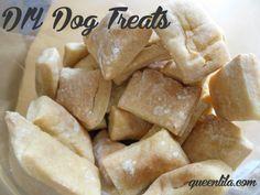 TUTORIAL: DIY Dog Treats