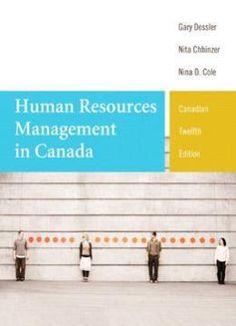 Managing Human Resources 7th Edition Pdf
