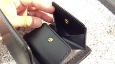 short wallet - 88's Leather