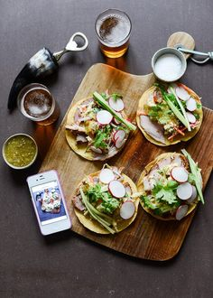 If you're looking for a gorgeous, seasonal recipe for Cinco de Mayo, this is it. Recipe here.