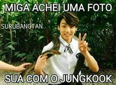 Foto Bts, Foto Jungkook, Bts Taehyung, Bts Bangtan Boy, Bts Jimin, Bts Meme Faces, Blackpink Memes, Funny Memes, K Pop